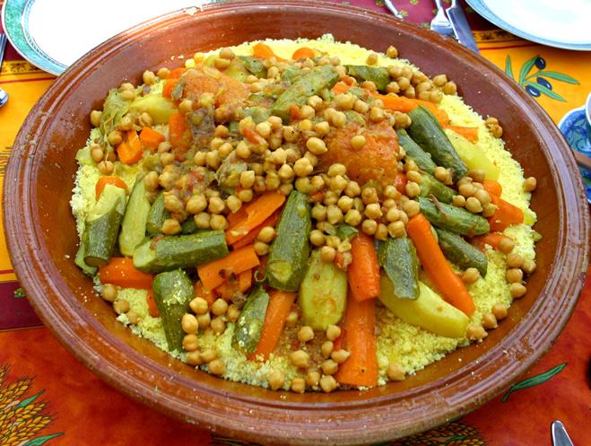 المطبخ المغربي الأول عربيا الثالث عالميا     المطبخ المغربي الأول عربيا الثالث